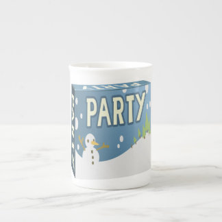 Glitch: party pack winter wingding tea cup