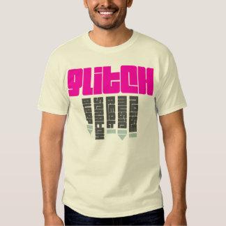 Glitch Pink - man, natural T Shirt