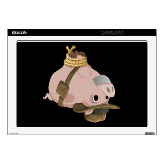 Glitch: quest hogtied piggy explorer skin for laptop