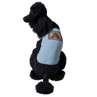 Glitch: quest npc letterblock dog t-shirt