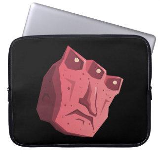 Glitch: quest req icon hellhole laptop sleeve