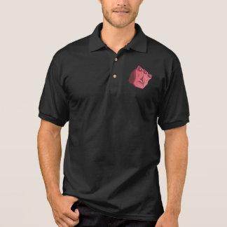 Glitch: quest req icon hellhole polo shirt