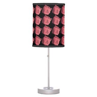 Glitch: quest req icon hellhole table lamp