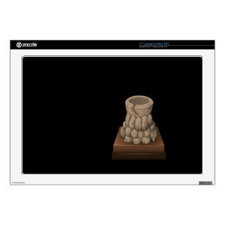 "Glitch: quest rook hall shrine holofilm skin for 17"" laptop"