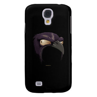 Glitch Rook Mask Samsung Galaxy S4 Cover