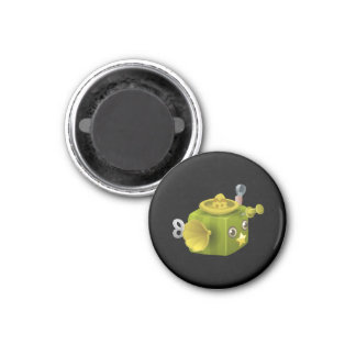Glitch senor funpickle cubimal magnet
