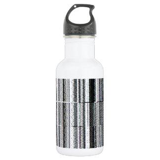 Glitch Stainless Steel Water Bottle