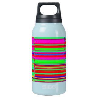 Glitch Thermos Bottle