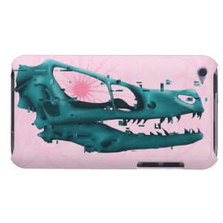Glitched Dinosaur iPod Touch Case-Mate Case