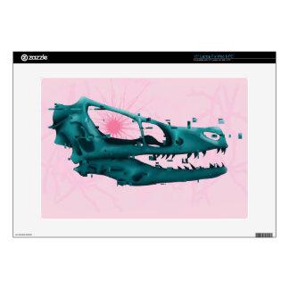 Glitched Dinosaur Skins Skin For Laptop