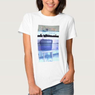 Glitched TV Tee Shirt