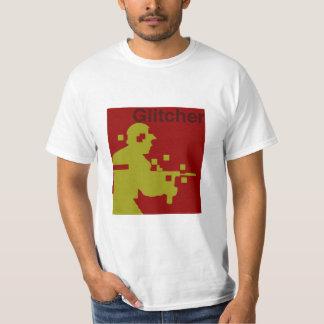 GLITCHER RED T-Shirt