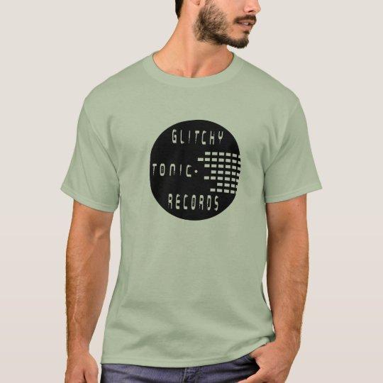 Glitchy.Tonic shirt (stone green)