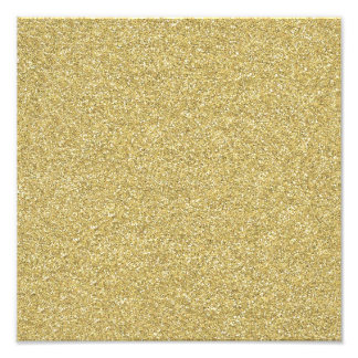 glitter3 BLING SANDY NEUTRAL CREAM BEIGE gold BACK Photo Print