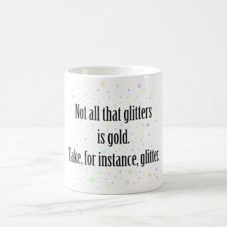 GLITTER 1 MUGS