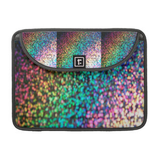 Glitter And Sparkles MacBook Pro Sleeves