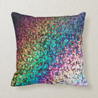 Glitter And Sparkles Throw Pillow