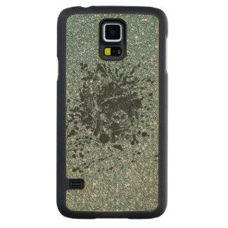 Glitter Ape Carved Maple Galaxy S5 Case