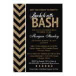 Glitter Bachelorette Bash Party Invitation