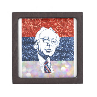 glitter bernie sanders gift box
