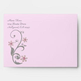 Glitter Bling Envelopes