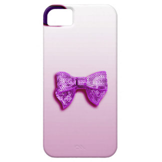 Glitter Bow iPhone 5 Cases