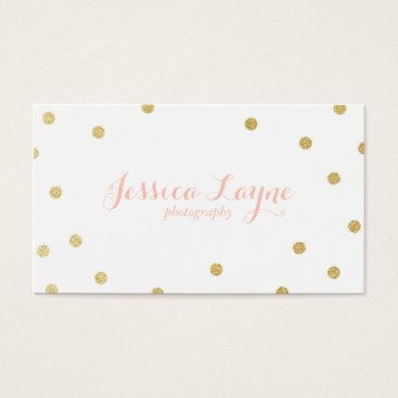 Professional Business Glitter Business Cards