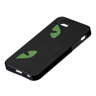 Glitter Cat Eyes iPhone SE/5/5s Case
