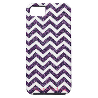 Glitter Chevron Case for iPhone 5 iPhone 5 Cover