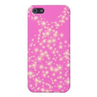 Glitter Christian Fish Symbol iPhone SE/5/5s Case