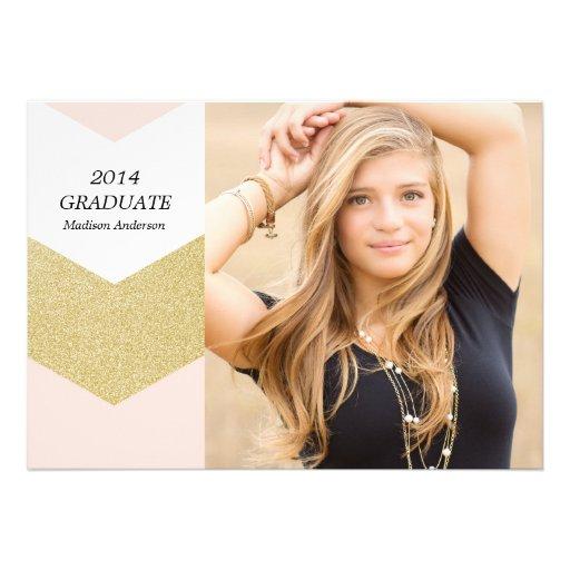 Glitter Collection | Graduation Announcement
