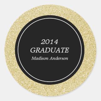Glitter Collection | Graduation Stickers