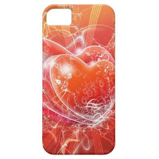 Glitter Double Heart Case