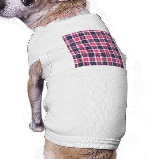 Glitter-effect Girly Tartan Plaid Shirt
