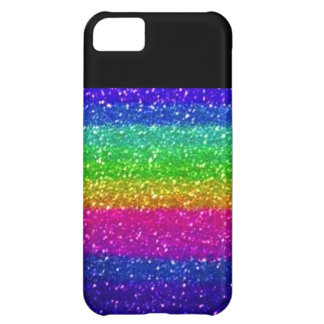 Glitter Gal Cover For iPhone 5C