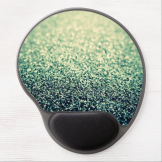 Glitter Gel Mouse Pad