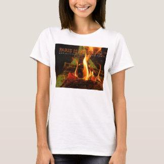 Glitter Girls Paris is Burning T-shirt