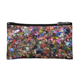 Glitter Glam Cosmetic Bag