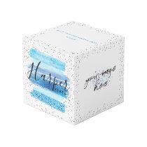 Glitter Glam Cube