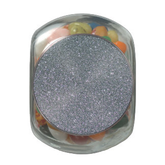 Glitter Glass Jars