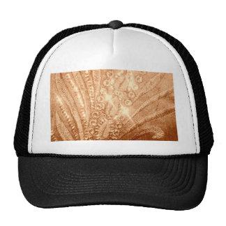 Glitter Gold Trucker Hat