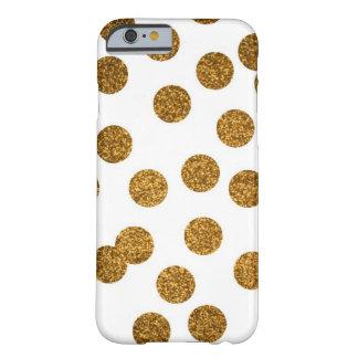 Glitter Gold iPhone 6 case