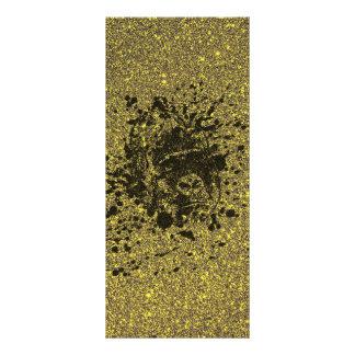 Glitter Gorilla Rack Card