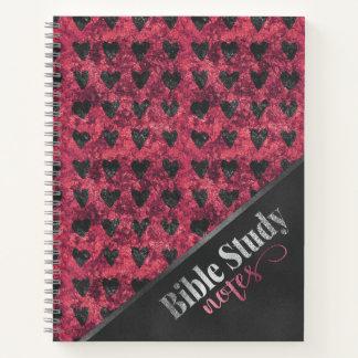 """Glitter & Grace"" Notebook (Bible Study #23)"