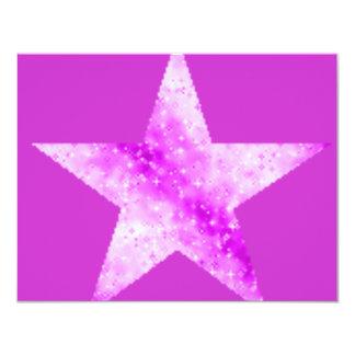 """glitter-graphics11312787881218744367 4.25"""" x 5.5"""" invitation card"""
