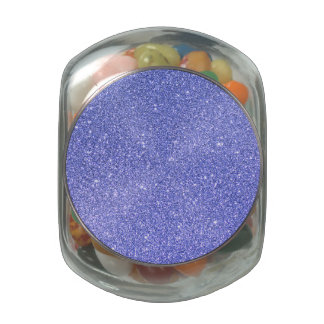 Glitter Jelly Belly Candy Jars