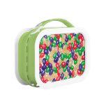 Glitter Jelly Bird Eggs Custom Lunch Box Yubo Lunchbox