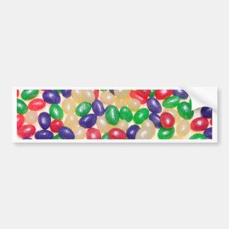 Glitter Jelly Bird Eggs Photograph Car Bumper Sticker