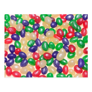 Glitter Jelly Bird Eggs Photograph Postcard