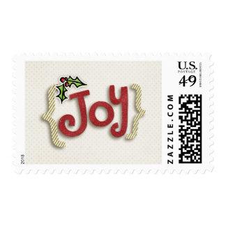 Glitter Joy Holiday Stamps